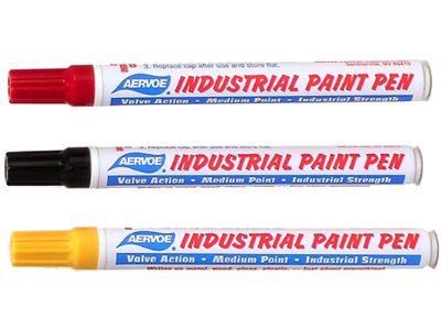 Aervoe marking paint pen clausen s carolina lasers