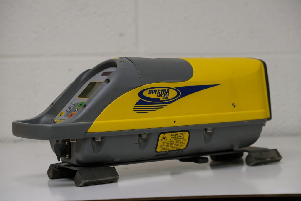 Spectra Physics Trimble Dg 511 Pipe Laser Clausen S